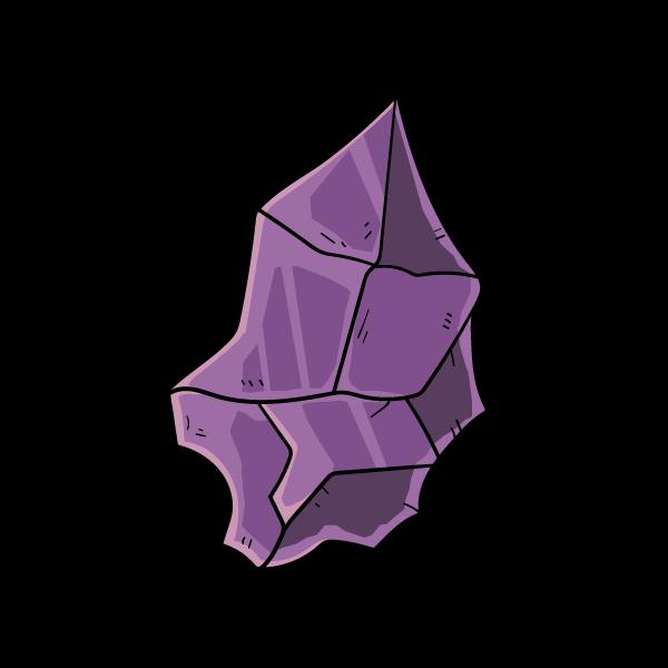 魔石の欠片のイラスト